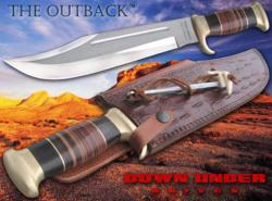 "COUTEAU DOWN UNDER ""THE OUTBACK"" 2 BOWIE"